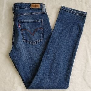 Levi's Jeans size 8 Mid Rise Skinny